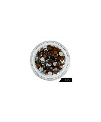 Zirkonové kamínky 3mm - 05
