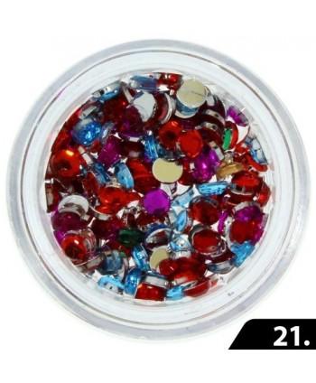 Zirkonové kamínky 3mm - 21
