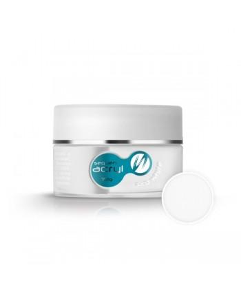Lux akrylový prášek white 24g