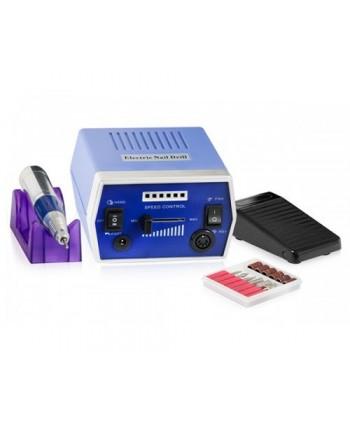 Elektrická brúska na nechty DR288 modrá