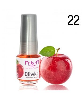 Olejček na nechty vôna červené jablko 5 ml