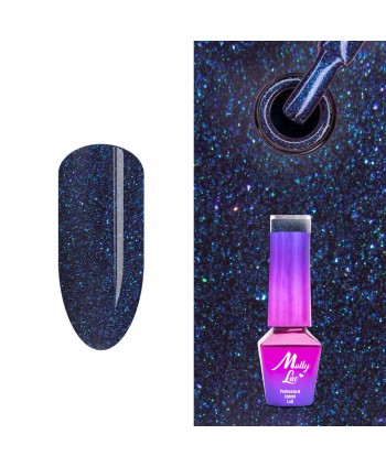 218. MOLLY LAC gél lak - Deep Galaxy 5ml