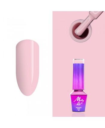 304. MOLLY LAC gél lak - Blondie Pink 5ml