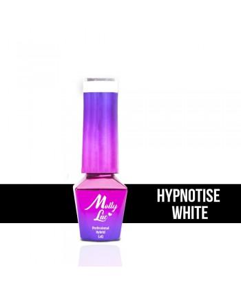 MOLLY LAC gél lak - Hypnotise White 5ML