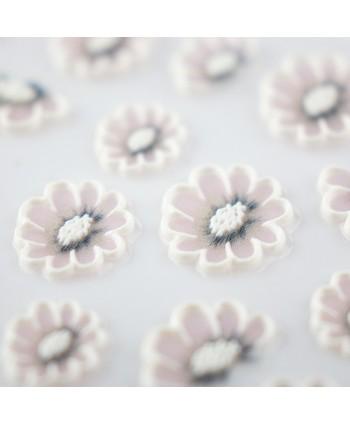 5D nálepka na nechty 15 - kvety