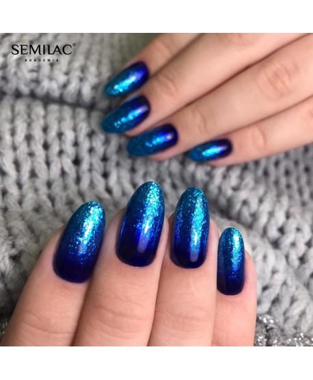 Semilac plesová gel laková stylizace 02
