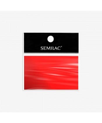 Semilac transfér fólia 746 červená