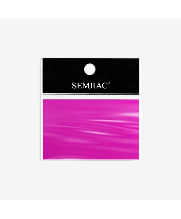 Levně Semilac transfer fólie 749 magenta Fialová