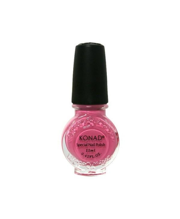 Konad pečiatkovací lak na nechty 11ml pastel ružový