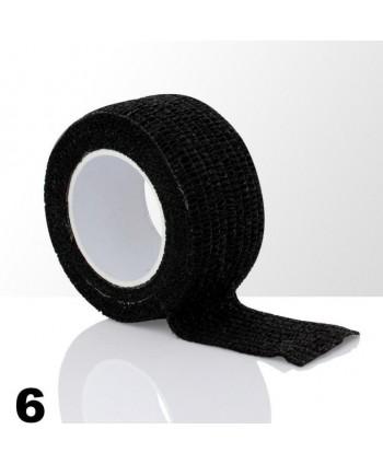 Ochranná páska na prsty - čierna