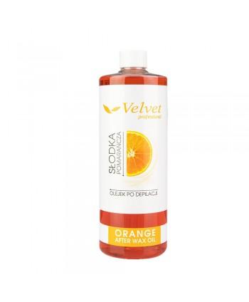 Erbel Velvet olej po depilácii pomaranč 500 ml