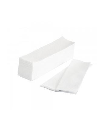 Vlákninové depilačné pásky na tvár 3x10 cm  100ks