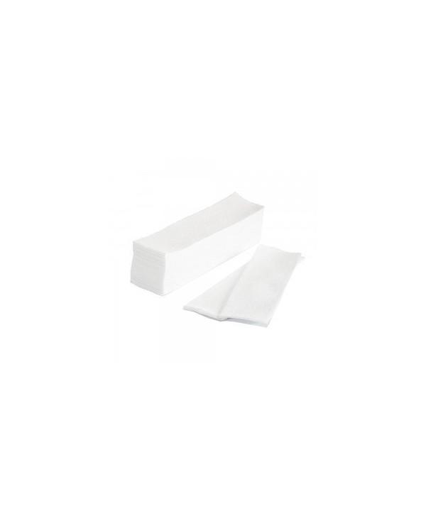 Vlákninové depilační pásky na obličej 3x10 cm 100ks