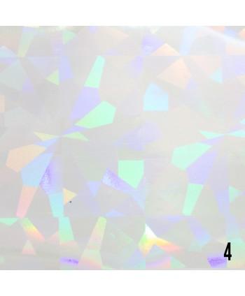 Transfér fólia holografická 8-4 100cm