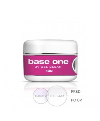 UV gél Base one  Clear 100 g