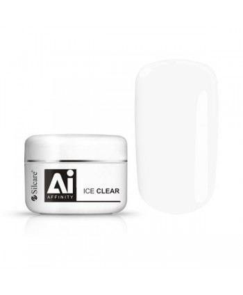 UV gél AFFINITY ICE CLEAR 100 g