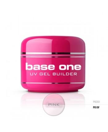 Base one UV gél Pink 50g